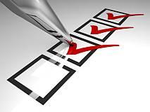 Checkliste für Kredite u. Finanzierungen
